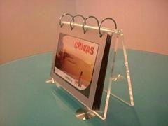 Acrylic Calendar Frame