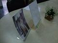 Acrylic photo frames Acrylic gift display stands Acrylic