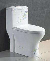 The sink bowl lavatory closestool the post