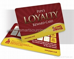 Smart Sroucing China - Loyalty Cards