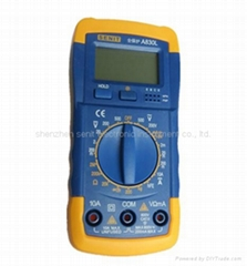 led display a830l digital multimeter