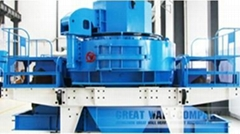 VSI Vertical Shaft Impact Crusher sand machine