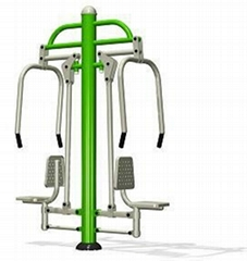 Outdoor Fitness Equipment - Push Chair