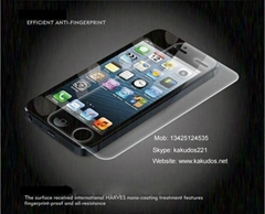 Shock proof Tempered Glass Screen Protector for Iphone 0.33mm 8-9H