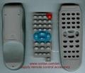 remote control rubber keypad