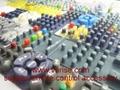 remote control conductive  silicone rubber keypad