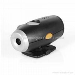 YHC-AC01 Helmet camcorder