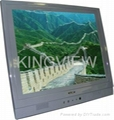 "15""/17""/20""LCD TV & DVD PLAYER"
