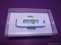 LJ-09U盤水晶盒  2