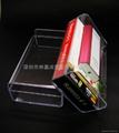 LJ-047移動電源水晶盒 透明包裝盒 水晶包裝盒 3