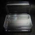 LJ-048移動電源水晶盒 透明包裝盒 水晶包裝盒  3