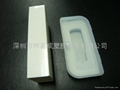 LJ-08款U盤PP盒 透明PP盒 U盤包裝盒 小白盒 PP盒 2