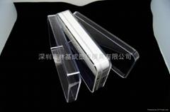LJ-035手機水晶盒 蘋果套水晶盒 透明包裝盒 水晶包裝盒