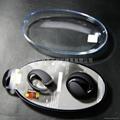 LJ-055耳機水晶盒 多用水晶盒 3