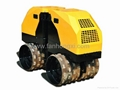 Remote control double drums rollers YL202C