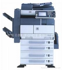 美能达数码复印机