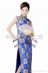 唐装旗袍礼服