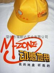 广告帽,运动帽,广告服装服饰