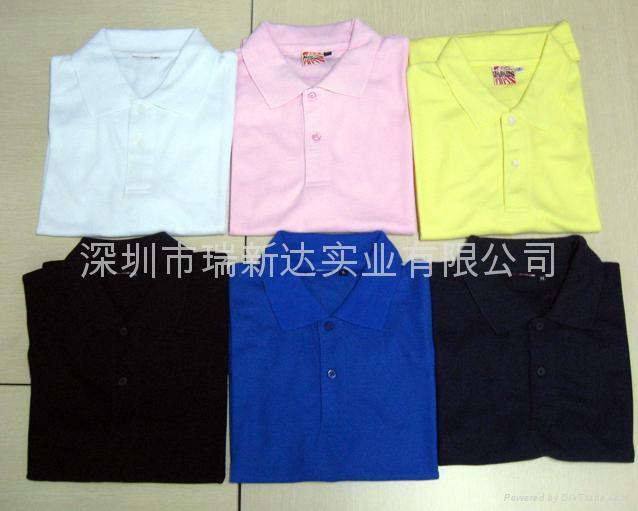 现货T恤,广告衫,促销服装 1
