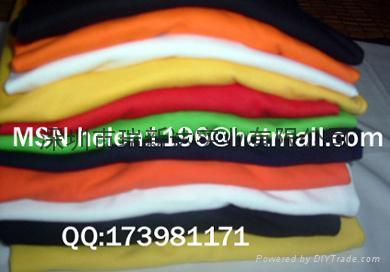 反领短袖T恤 2