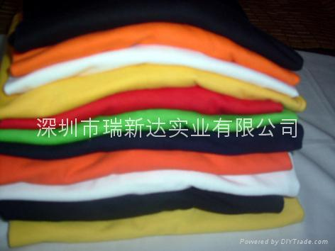 Makes to order each kind of T-shirt  5