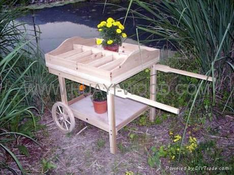 diy wooden wagon