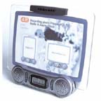 Recording Photo Frame with FM Radio & Alarm Clock