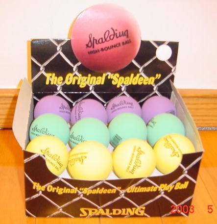High Bounce Rubber Balls 1