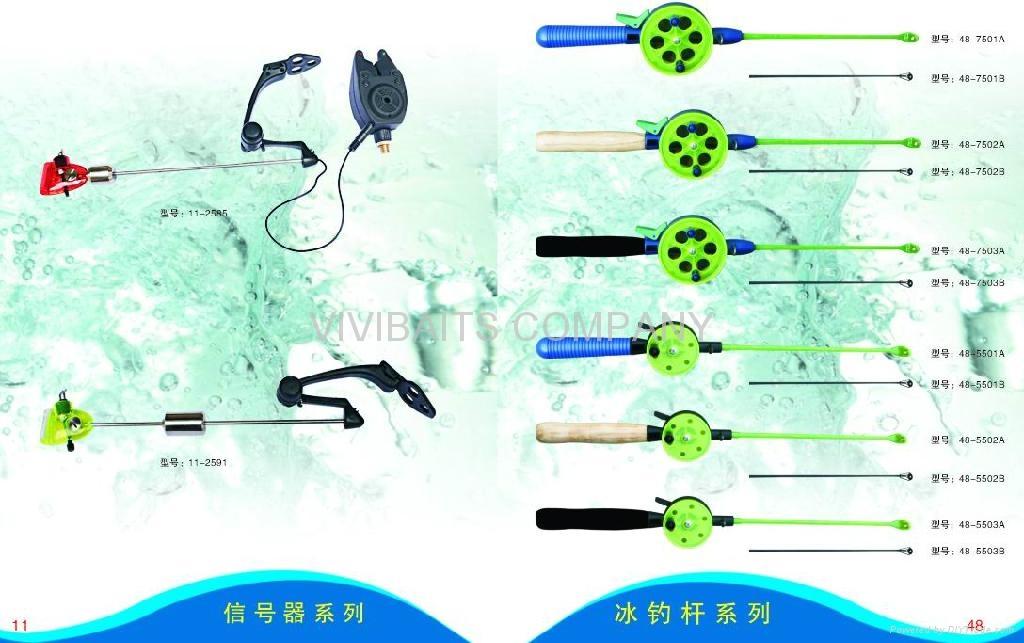 Fishing tackle fishing tackle china vivibaits company for Fishing lure companies