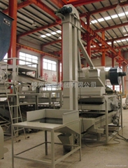 Advanced Pumpkin seed/watermelon seed dehulling machine, shelling machine