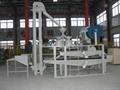 High efficent Buckwheat hulling machine,