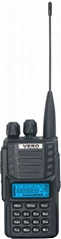 Portable UHF Walkie Talkie (Two Way Radio) VR-728 with CE