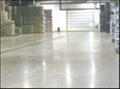 工業地坪的後期處理--超強耐磨
