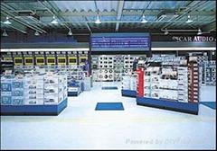 高耐磨强化PVC塑胶地板