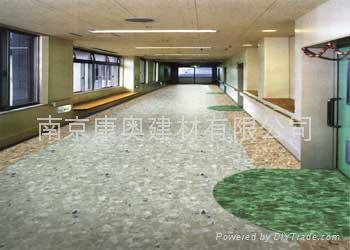 韓國LG及韓華PVC地板(PVC防靜電地板) 1