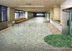 韓國LG及韓華PVC地板(PVC防靜電地板)