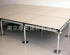 全鋼防靜電架空活動地板