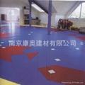 法国(洁福)PVC强化塑胶地板 1