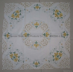 Embroidery Table Cloth #08Z095