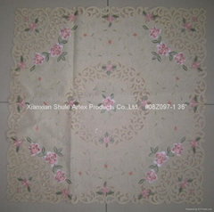 Embroidery Table Cloth #08Z097