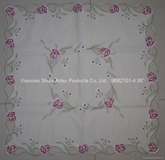 Embroidery Table Cloth #08Z101