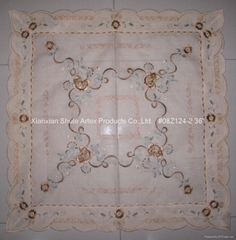 Embroidery Table Cloth #08Z124