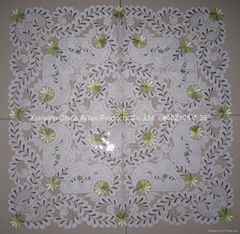 Cutwork Embroidery Table Cloth #08Z138