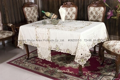 Embroidery Table Cloth # 08Z037