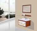 Bathroom cabinet vanity Y0103