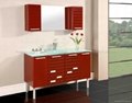 Bathroom cabinet, bathroom vanity, bath cabinet OE-N881
