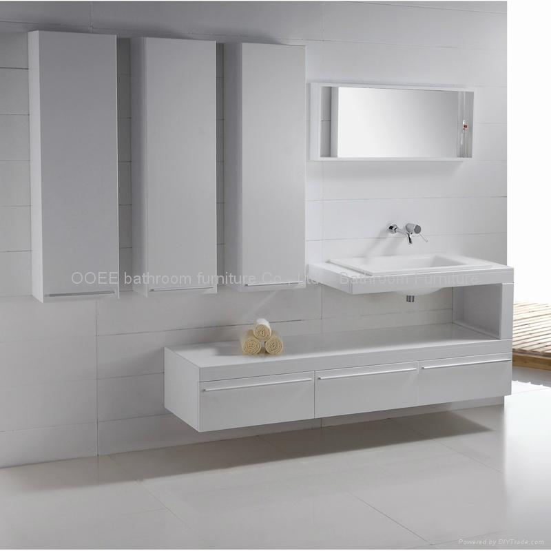 Bathroom cabinet, bathroom furniture, bathroom vanity new design N843