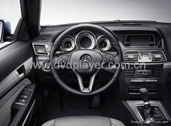 2013 Mercedes-Benz E car dvd Navigation