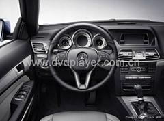 2013 Mercedes-Benz E car dvd Navigation