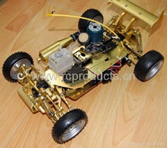 0504 R/C 1:10 Nitro 4WD Off-road Racing Buggy